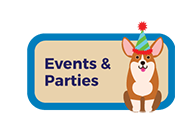 Events and Parties Mobile